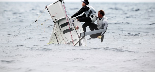 International 49er Class Association » The Important Thing Is To