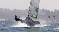 amazing sailing photo 49er sailing
