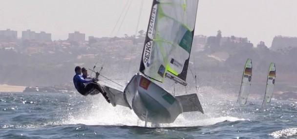 amazing sailing photo 49er sailing